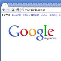 Pestañas Google
