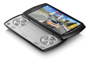 Xperia PLAY - Screen