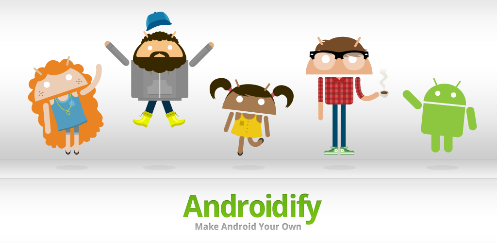 Androidify - Make Android your own