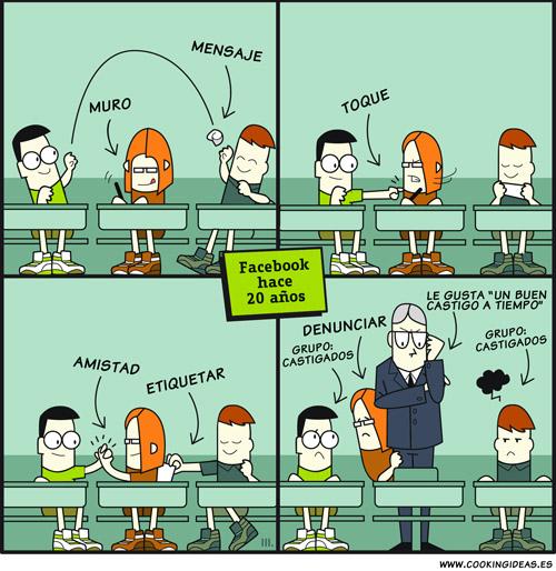 Cooking Ideas - Facebook Comic